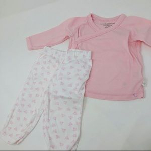 Burts Bees Baby Organic Cotton Outfit